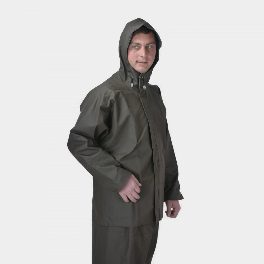 Fermuarlı Takım Yağmurluk