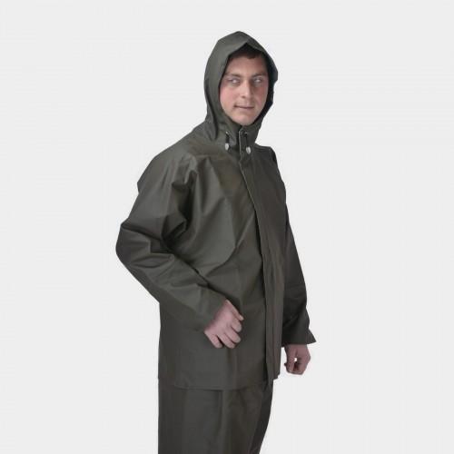 Fermuarlı Balıkçı Ceket